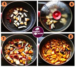 Charchar Recipe Step 2