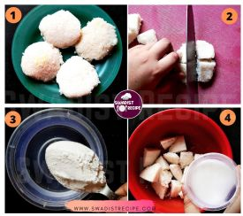 Idli chilli Recipe Step 1
