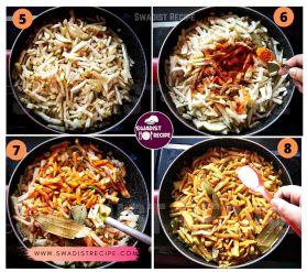 Lauki sabzi Recipe Step 2