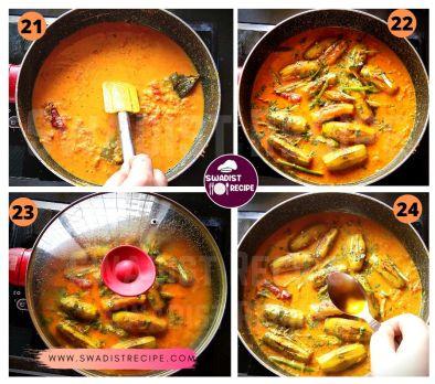 Sorse potol Recipe Step 6