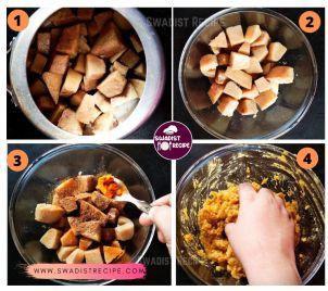 satvik Suran kofta Recipe Step 1