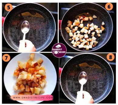 Kala-chana-masala Alu Recipe Step 2