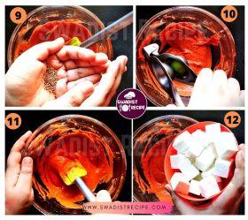 Paneer Tikka Masala Recipe Step 3