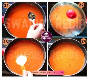 Paneer Tikka Masala Recipe Step 6