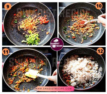 Poha Recipe Step 3