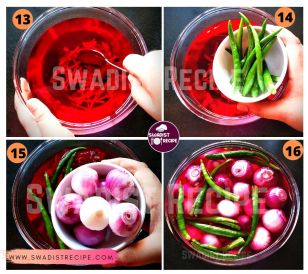 Vinegar onion Recipe Step 4