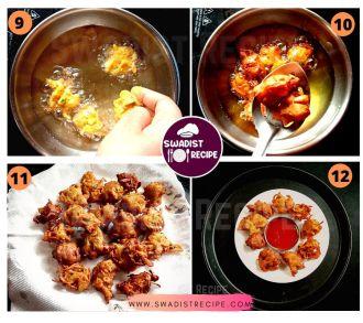Kanda Bhajia Recipe Step 3
