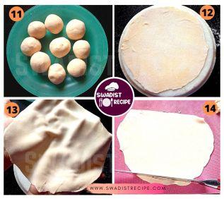 Veg Spring Roll Recipe Step 4