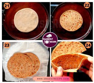 Sattu ke parathe Recipe Step 6