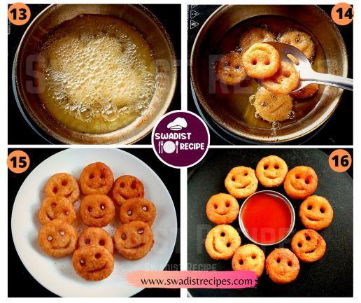 Smiley Recipe Step 4