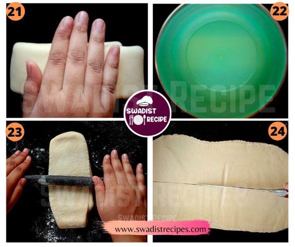 Veg Puff Recipe step 6