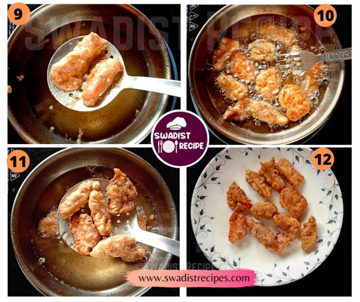 Chilli chicken Recipe Step 3