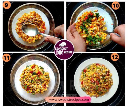 Desi makai salad Recipe Step 3