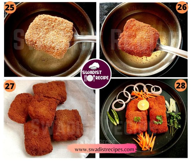 Kolkata Style Fried Fish Recipe Step 8
