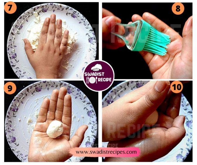 Rosogolla Recipe Step 2