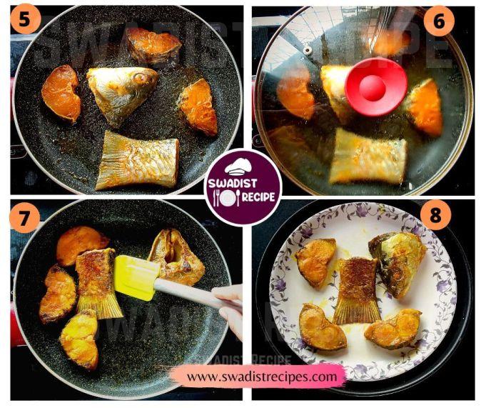 Rui macher jhol Recipe Step 2
