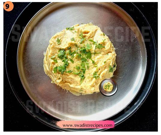 Suran chokha recipe step 3