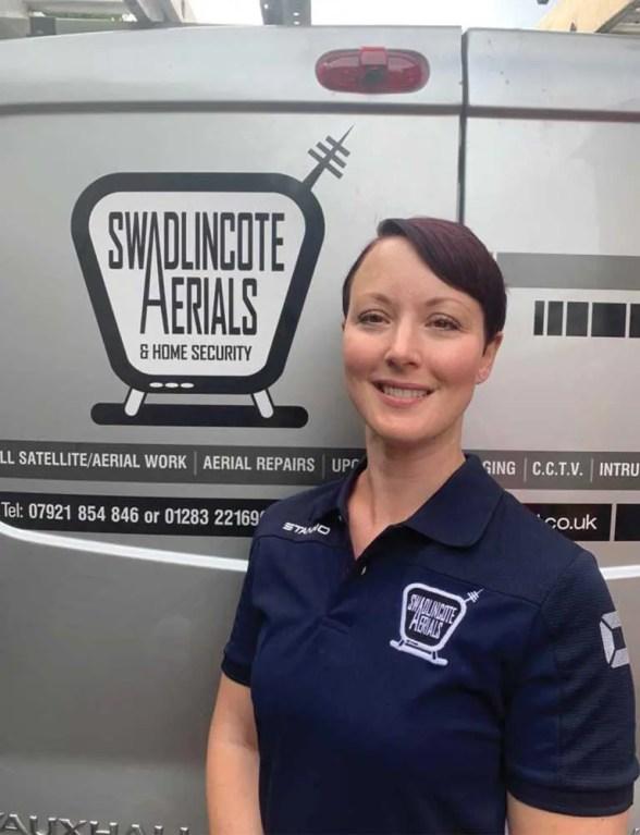 lisa swad aerials director