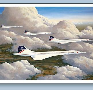 Concorde Art