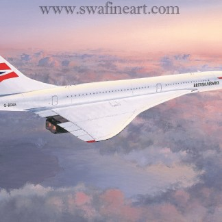 Concorde – Queen of the Skies