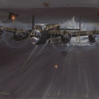 Every Second CountsThe Dambusters Lancaster Bomber 617 Squadron