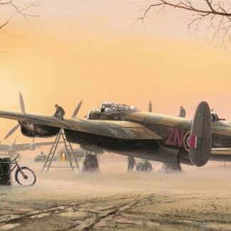 Lancasters at the Ready
