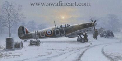 Winter of 41-Spitfire
