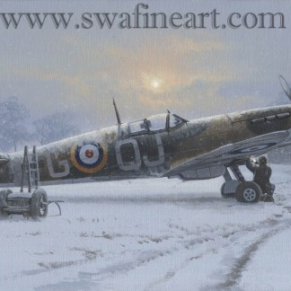 Winter of 41-Spitfire