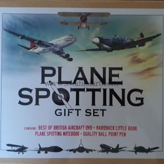 plane spoting gift set