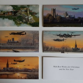 The Cathedral Collection pack of cards