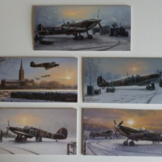 Winter of 41 Collection pack of cards