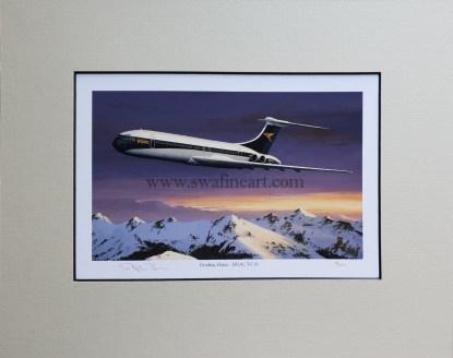 Heading Home - BOAC VC10