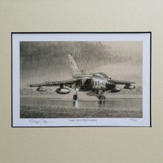 Tornado GR4 of IX(B) Squadron