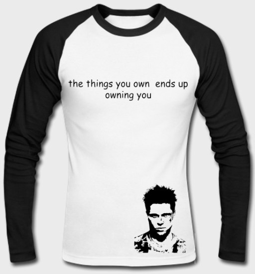 fight club raglan