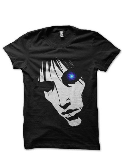 lord of darkness black tee