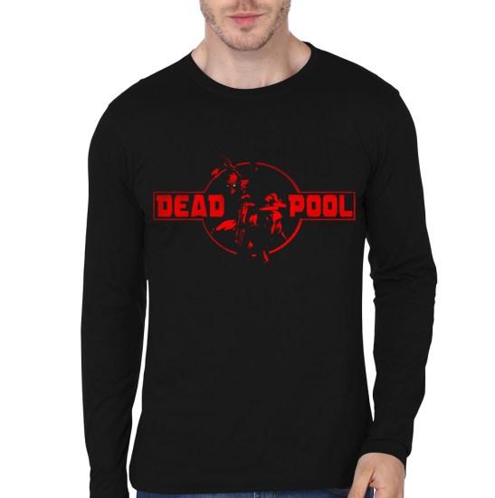 deadpool black tee 3