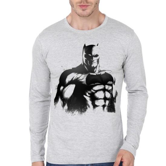 batman grey full