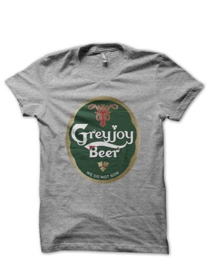 greyjoy grey t-shirt