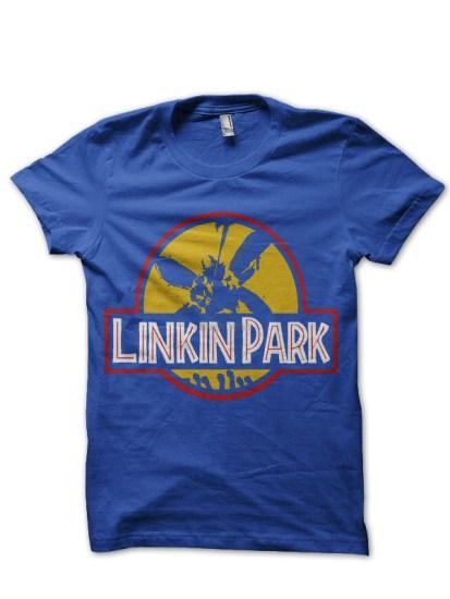 link park ride royal tee