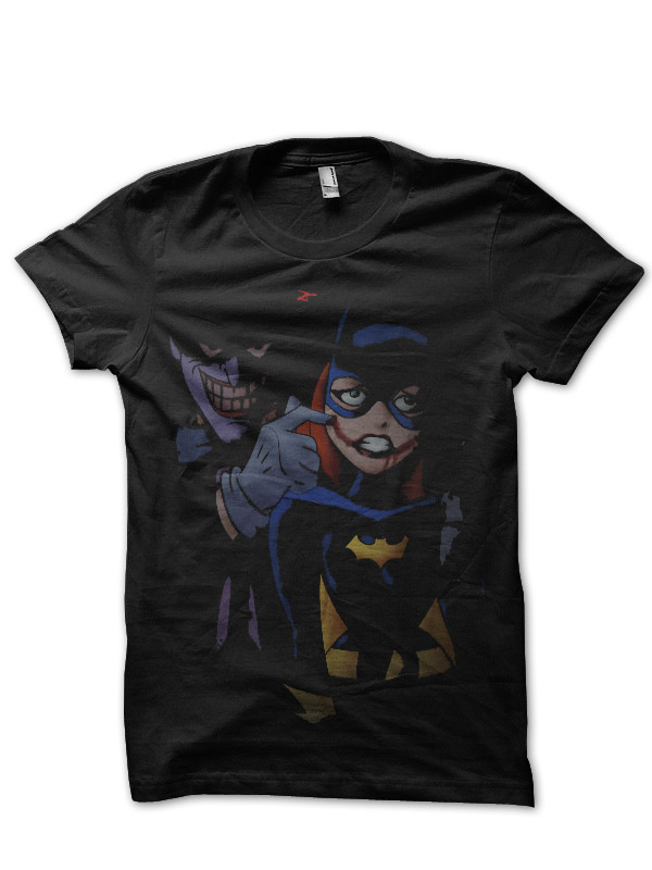 Batman Black T-Shirt - 51.7KB