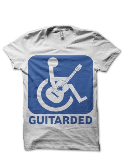 guitar-white-tee