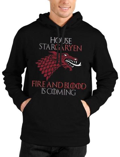 house-stargaryen-black-hoodie