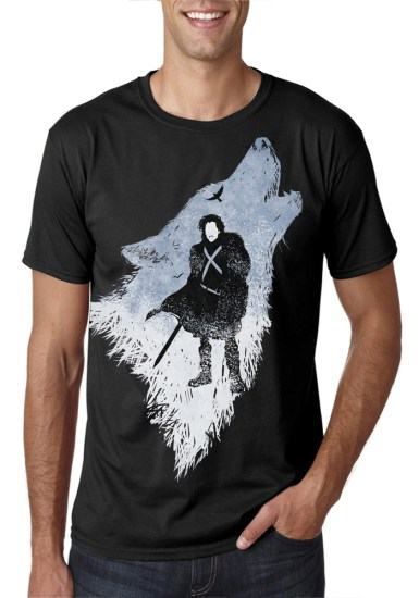 jon-snow-black-tee