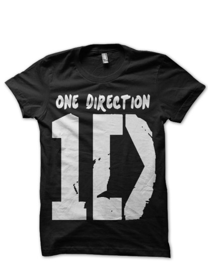 one-direction-black-tee