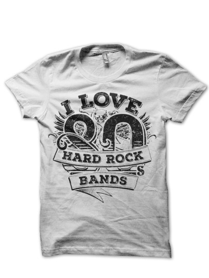 rock-bands-white-tee