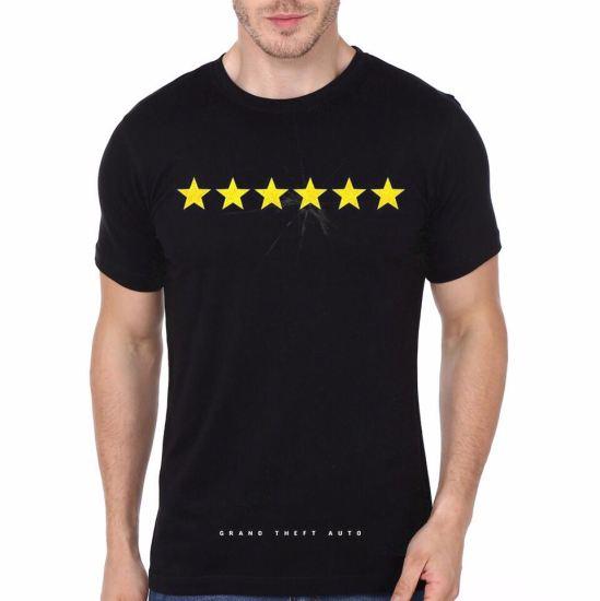 GTA black t-shirt
