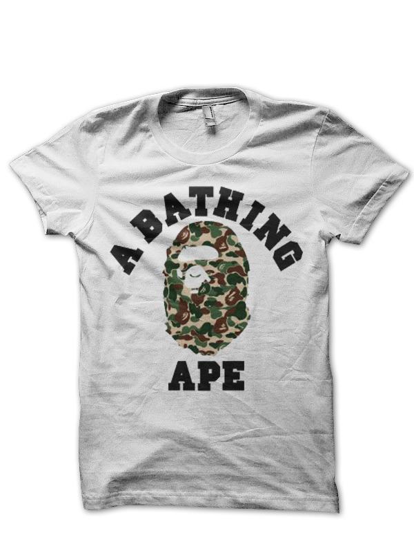 real bathing ape shirt