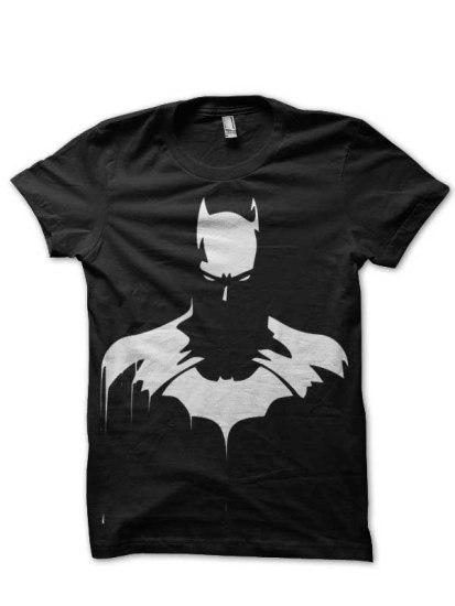 batman black tshirt 1