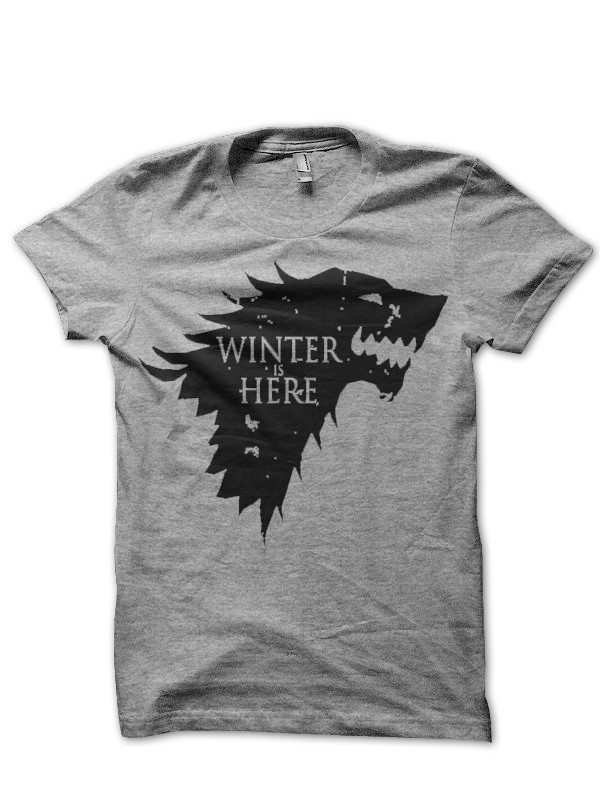 Game of Thrones Winter is Here Mens Sweatshirt