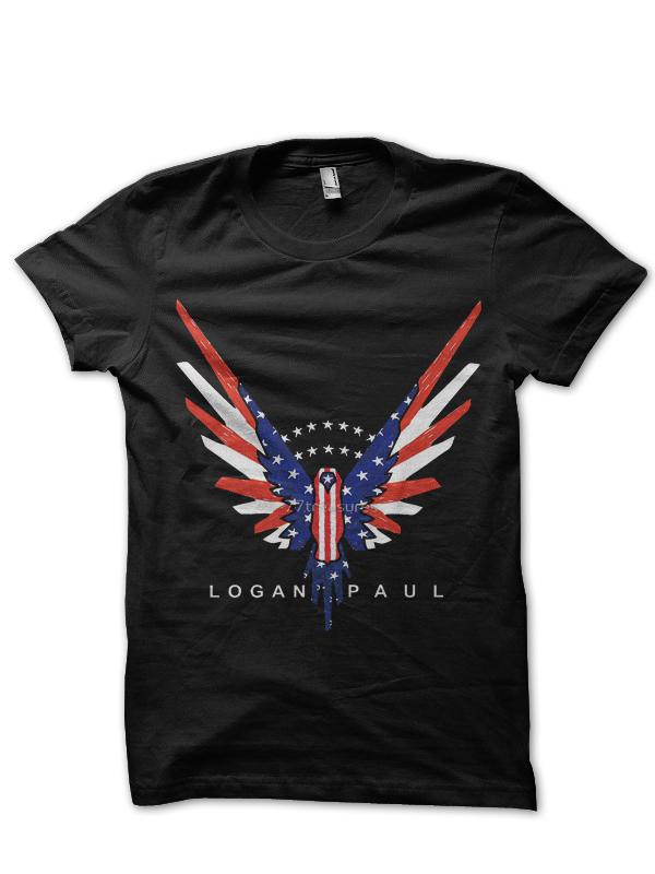 Logan Paul Black T Shirt Swag Shirts